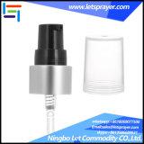 化粧品のための24/410のアルミニウム普及したクリーム色ポンプ