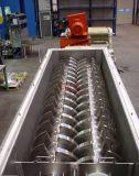 Klärschlamm-trocknendes Gerät in der chemischen Industrie