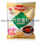 3-Side personalizzato formato che sigilla il sacchetto di imballaggio di plastica/sacchetto piano