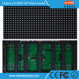 Módulo LED Outdoor Full Color 320 * 160mm P10 SMD para Publicidade