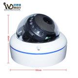 1,3 металлического корпуса малой люкс безопасности инфракрасная купольная камера IP сети