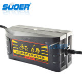Suoer 48V 3.3Aは電気バイクの充電器(SON-4820)絶食する
