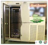 Böe-Gefriermaschine für das Schlag-Einfrieren