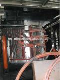Печь выплавкой индукции хорошего качества гидровлическая опрокидывая для алюминия