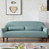 Sofá moderno do tecido da sala de visitas do lazer europeu