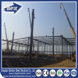 Long Life Steel Structure Warehouse/Steel Shed for Car Parking