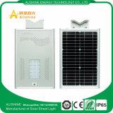 luz de calle solar de los 3-4m LED con la iluminación de 15W LED