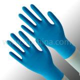 Polvere a gettare dei guanti del lattice di buoni prezzi fatta in Malesia