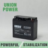 De zonne AGM van het Systeem Solor van de Batterij 12V15ah Zure Batterij Van uitstekende kwaliteit van het Lood