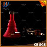 4 Rohre Shisha Huka-Glasfertigkeit Shisha Qualität