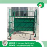 Faltender Stahlhand-LKW für Lager-Speicher mit Cer