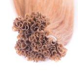 ケラチンIの先端の人間のPreblondedの毛の拡張