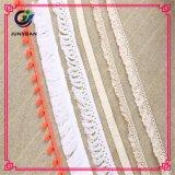 Neue Ankunfts-Polyester-Stickerei-Troddel-Spitze für Kleid