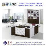 Hölzerner leitende Stellung-Schreibtisch China stellte Büro-Möbel her (M2603#)