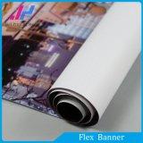 인쇄를 위한 광택이 없는 PVC 코드 Frontlit 입히는 기치