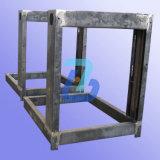 précision la structure en acier de l'agriculture oem pièces de soudage