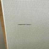 Los paneles de techo perforada de aluminio de nido de abeja