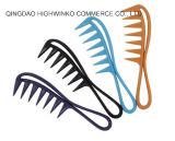 Plastique antistatique Hot-Selling sabot pour cheveux bouclés