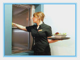 كهربائيّة [دومبويتر] مطعم [دومبويتر] مصعد سكنيّة مطبخ [فوود لفتور]