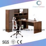 Escritorio de madera del encargado de los muebles de oficinas del vector de la buena calidad