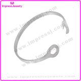Bracelet en acier inoxydable en acier inoxydable pour bracelet en manchette