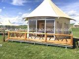 Camping tienda Safari tienda al aire libre impermeable Glamping