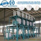 Fábrica fácil do moinho de farinha do trigo da operação