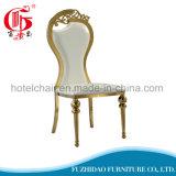 Cadeiras quentes do banquete do aço inoxidável do ouro da promoção para a venda