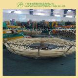 """Flexible hydraulique de câble tressé de mine de charbon (602-3B-2"""")"""