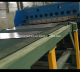 長さラインへの切口のための鋼板打抜き機
