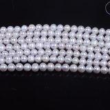 10mmの11mm卸し売り淡水の真珠の卵の形の繊維