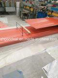 PPGIのカラーによって塗られる波形を付けられた屋根を付けることはコイルを広げる