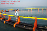 Aqucultureの浮遊魚のケージを耕作するHDPEの海洋