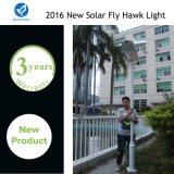 Indicatore luminoso di via solare astuto di nuovo disegno di Bluesmart 2016 con il comitato solare registrabile