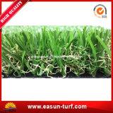 Hierba artificial al aire libre durable del césped de la resistencia ULTRAVIOLETA para el jardín