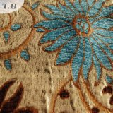 Jacquard chenilla tapicería del sofá cubierta de tela de diseño