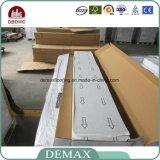 Bois gravant le plancher neuf de PVC de couleur de configuration