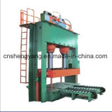 1220x2440mm placage de bois presse froide machine/machine Pre-Press hydraulique automatique pour l'usine de contreplaqué