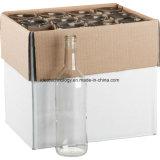 El mejor precio Cork Tapa de Vidrio 750ml botella de vino de Burdeos claro