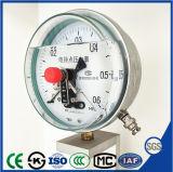 Selling-Best y de alta calidad resistentes al choque - Manómetro de presión de contacto eléctrico