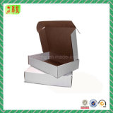 Impresión personalizada de cartón corrugado caja de correo