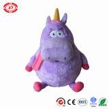 Purple die van de eenhoorn het Grappige Stuk speelgoed van de Pluche van de Jonge geitjes van Tummystuff van de Vriend van het Spel dromen