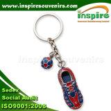 3D in lega di zinco Souvenir Shoe Keychain per Gift (MS834)