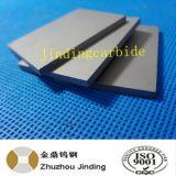 Yg6 carburo cementado Placa para la industria cerámica en diferentes tamaños de