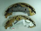 ヒュンダイのための自動車部品の半金属のブレーキ片