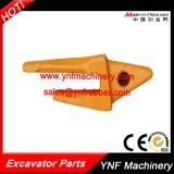 Wannen-Zahn-niedriges Gussteil-Wannen-Zahn-Adapter für Exkavator PC60