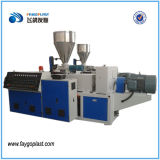 Profil d'agrégation de PVC Extrusion Making Machine