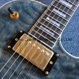 Custom Lp guitare électrique avec matériel d'Or (BPL-703)