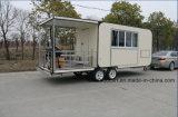 Rimorchio del camion dell'alimento/rimorchio spuntino/automobile mobile della cucina