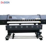 oplosbare Printer van Eco van de Tekens van het Broodje van Inkjet van het Formaat van 3.2m 10FT de Brede Digitale